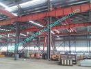 China De metaal Aangepaste Prefab Industriële Gemakkelijke Bouw van Staalgebouwen met C Purlins fabriek