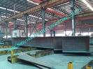 China Schuilplaatsen Preengineered AISC 80 X 110 van metaal de Industriële Brede Clearspan fabriek