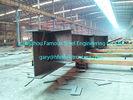 China De aangepaste Industriële Geprefabriceerde Daksparren van het de Vormstaal van Staalgebouwen W fabriek