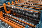 China Dakblad/het Broodje die van de Daktegel Machine voor de Tegels van het Metaaldakwerk vormen fabriek