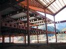 China Hete Gegalvaniseerde Onderdompeling, Lassend, Remmend, Rolling, de Geprefabriceerde Staal pre-Gebouwde Bouw fabriek