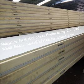 De Zaal van de polystyreenijskast Comités 42kg Dichtheid met van het Kleurenstaal/Roestvrije staal Externe Plaat