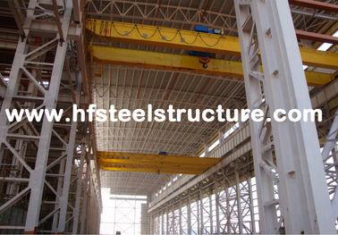 Geprefabriceerde Industriële Staalgebouwen voor de Landbouw en Landbouwbedrijfbouw Infrastructuur
