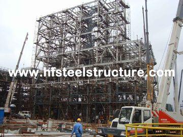 OEM Geprefabriceerde Gebouwen van het Metaal Industriële Staal voor het Opslaan van Tractoren en Landbouwbedrijfmateriaal