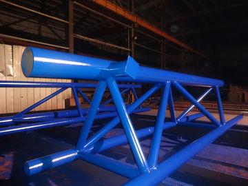 De pre-bouwt Staal Modulaire Bouw met het Gemakkelijke Staal van de Assemblageduurzaamheid