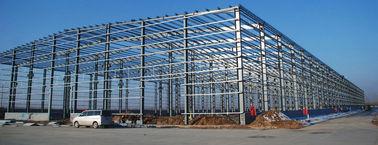 Volledig Structureel Staal Fabrications voor de Industriële Staalbouw