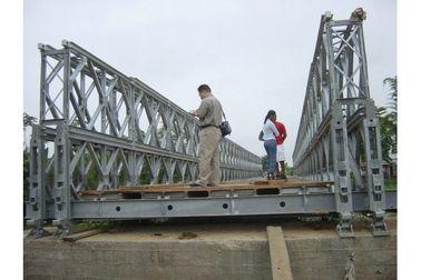 De aangepaste van het de Stabiliteitsstaal van het Houtdek Brug van Vestingmuur/Draagbare Staalbrug CB100, CB200