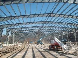 De staalstal pre-Gebouwde Bouw voor Grote Winkelcomplexxen