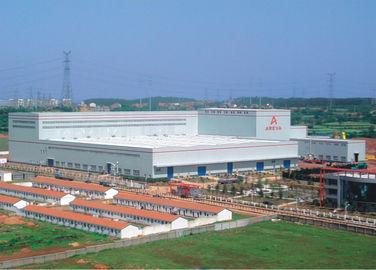Besproken Gemaakt Metaalpakhuis de Industriële Normen van Staalgebouwen ASD/LRFD
