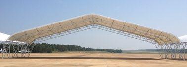 Geprefabriceerde van de Bundelvliegtuigen van Staalleidingen de Hangaargebouwen met Grote Spanwijdte