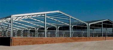Gelast of Warmgewalst, Station, Q235 & Q345 het Pakhuis van de Structureel Metaalbundel