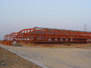 Industriële Structurele Staalwerk Aanbesteding, Geprefabriceerde Staal Ontwerpende Systemen