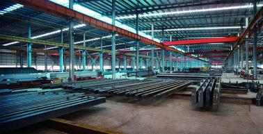 Elektrische Gegalvaniseerd, het Schilderen Staal Ontwerpende Systemen, Structurele Staalwerk Aanbesteding