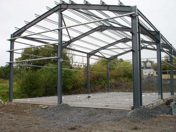 Lichte Structureel Staal Ontwerpende Systemen voor Industriële Staalgebouwen, de Pakhuisbouw