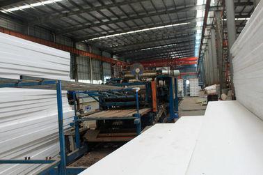 Pre-Gebouwde de douane prefabriceerde het Industriële Systeem van het Dakwerkbladen van het Lassenmetaal